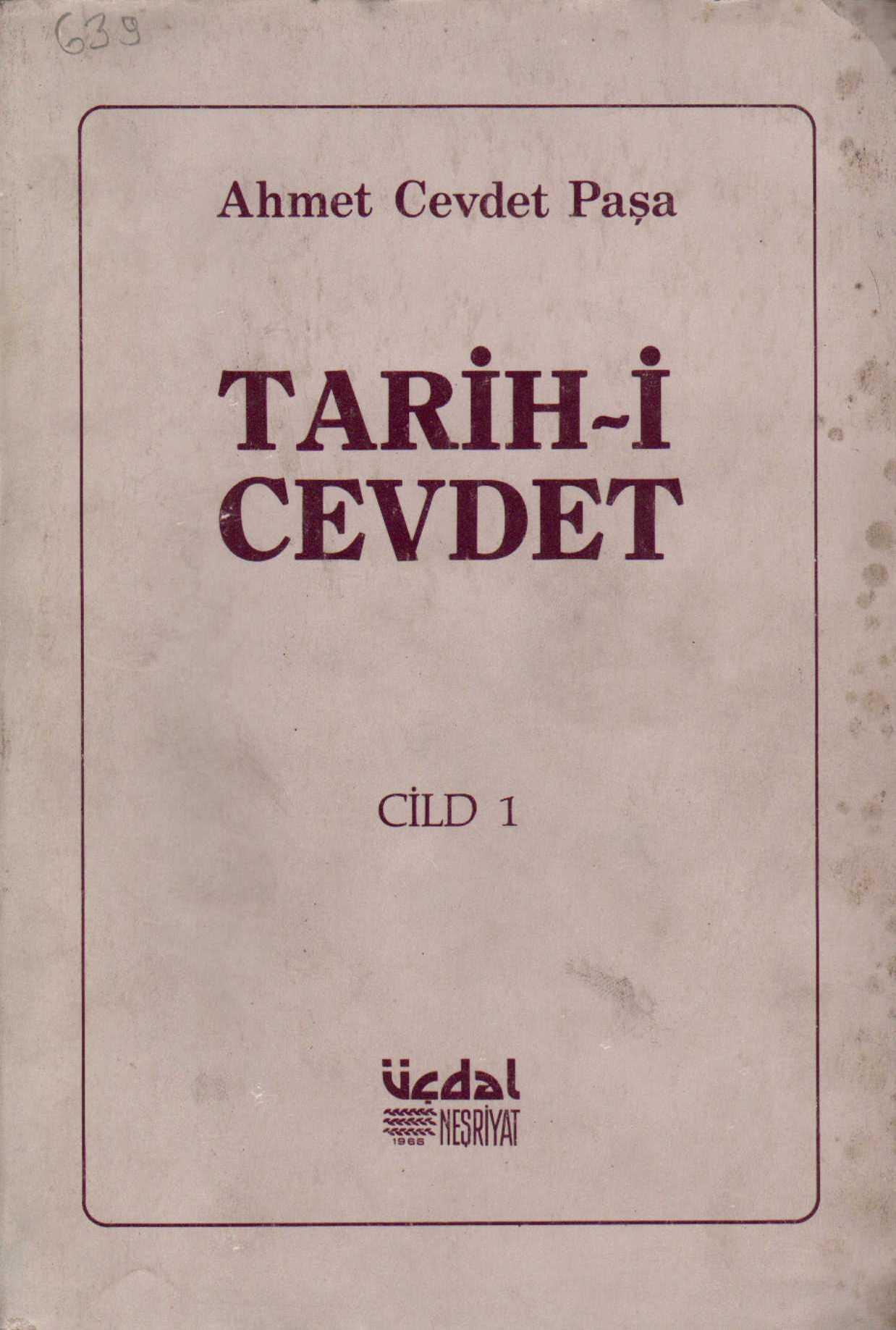 TARIH I CEVDET EPUB