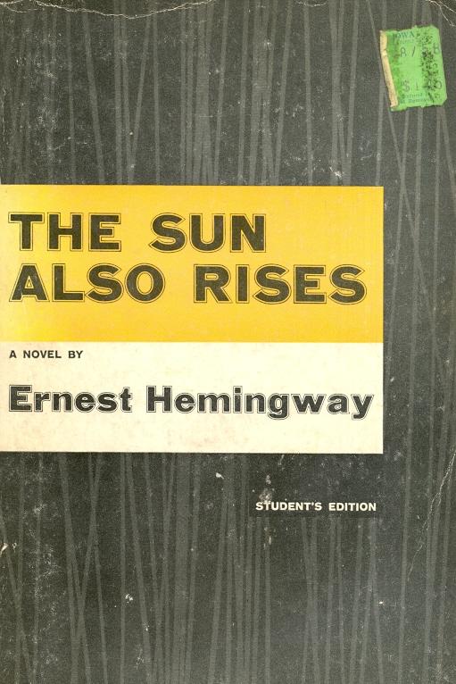 the sun also rises plot