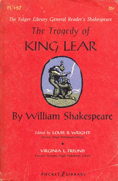 the themes present in king lear by william shakespeare - themes in romeo and juliet by william shakespeare shakespeare's romeo and juliet was written in 1595, and with its passionate and realistic treatment of universal themes such as love, war, fate, hate and death, the story has become timeless.