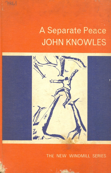 an analysis of the power struggles in the novel a separate peace by john knowles John knowles uses characterization, setting, and plot to portray this truth in his epic novel, a separate peace the main character in the novel, phineas also known as finny, was the powerful influence referred to in the theme, he often shows his power over the other boys at the devon school.